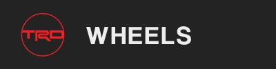 TRD Parts & Accessories - Wheels