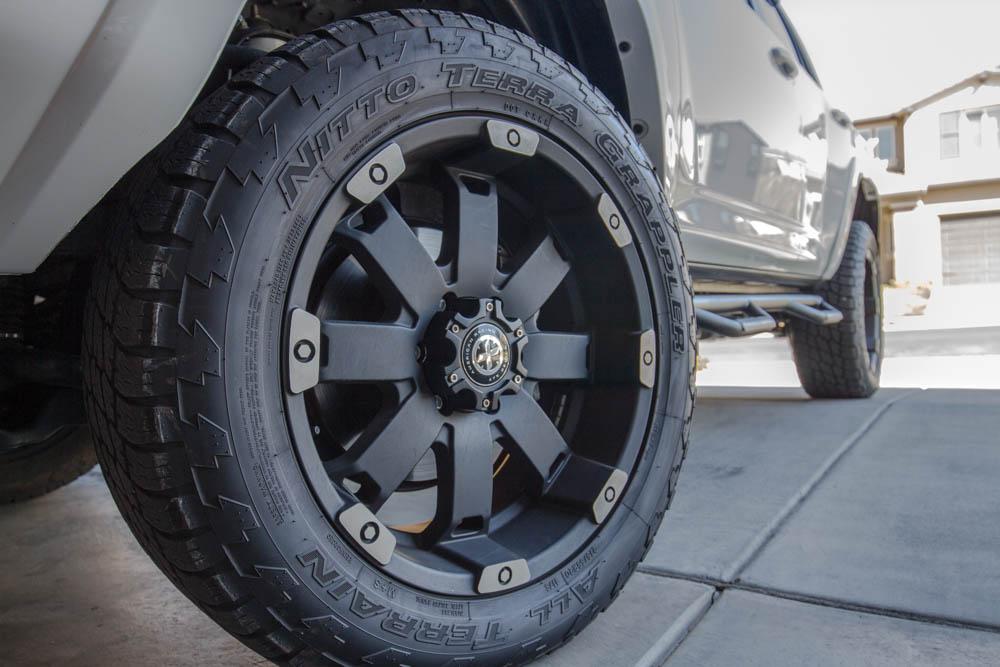 Trail 4Runner Wheels American Racing