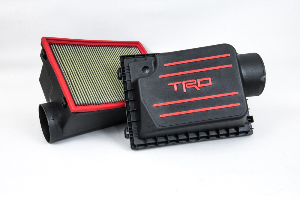 TRD Cold Air Intake (CAI) 5th Gen 4Runner - Filter and Box