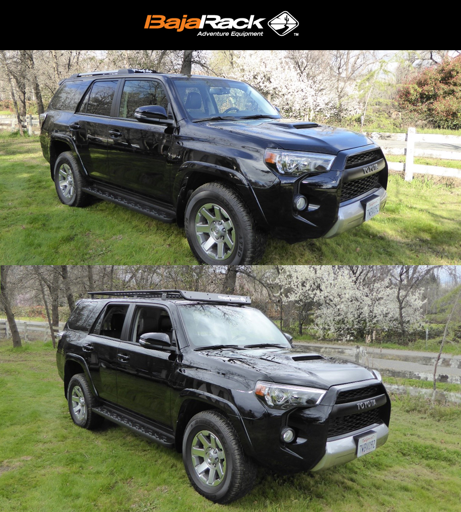 Perfect BajaRacks 5th Gen 4Runner Install Guide