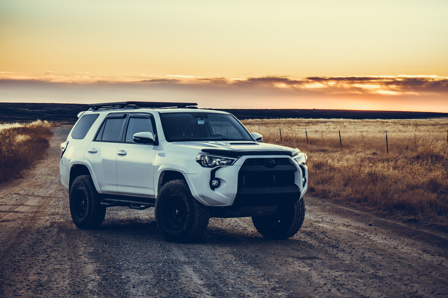 Icon Stage 2 Vs. Stock 4Runner Suspension