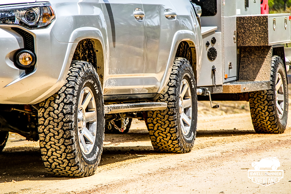 2016 Trail 4Runner Swell Runner - Slee Rock Sliders