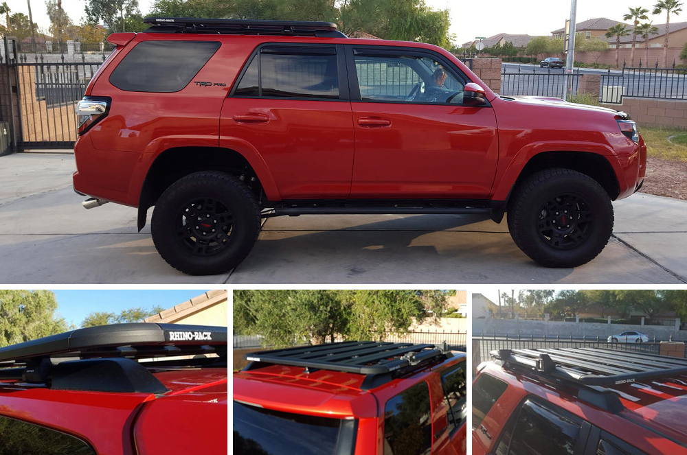 5th Gen 4Runner Pioneer Roof Rack