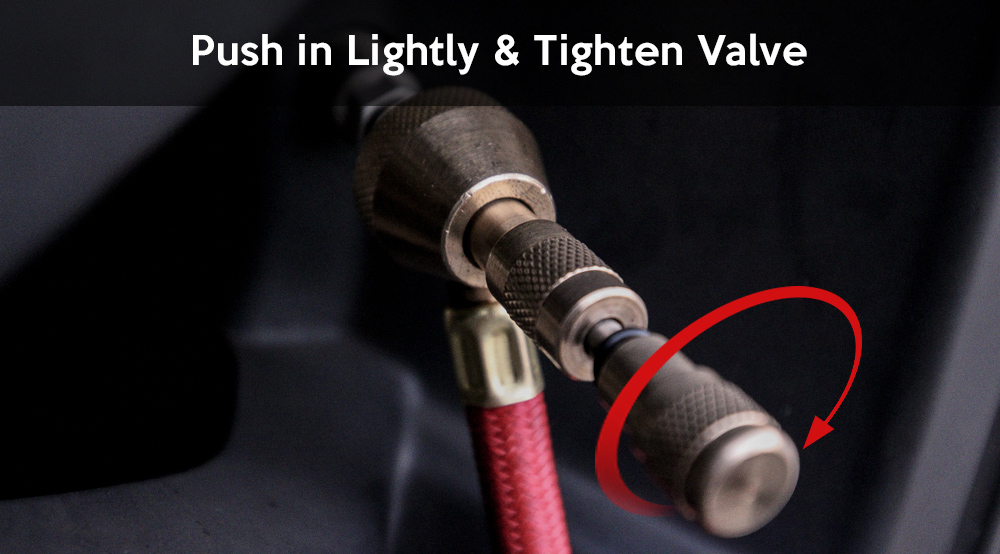 ARB E-Z Deflator - Push in Lightly and Tighten Valve