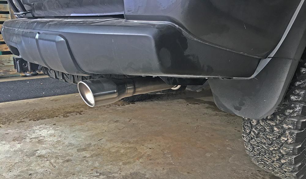 Borla Cat Exhaust Install 5th Gen 4Runner