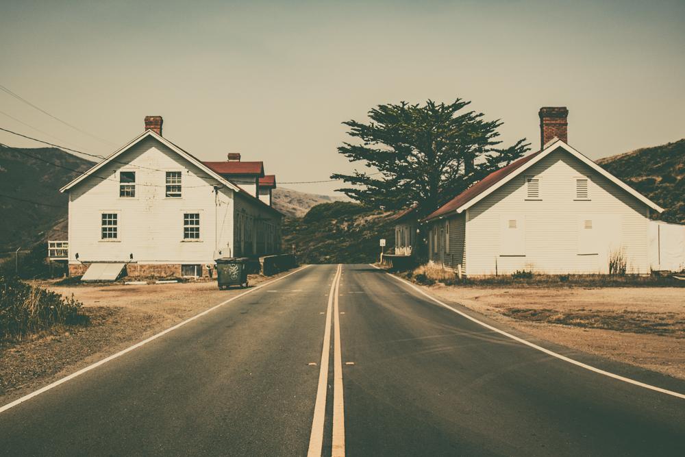 Best Photography Spots - Marin Headlands - Feild Rd.