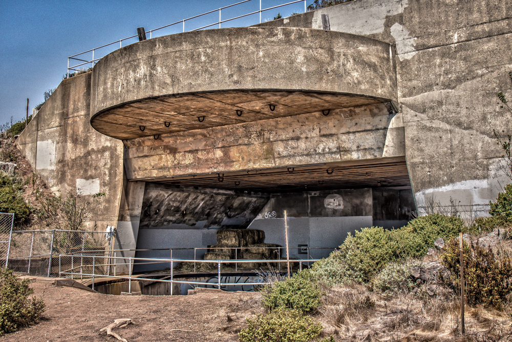 Marin Headlands - Nike Missile Control Site SF-87