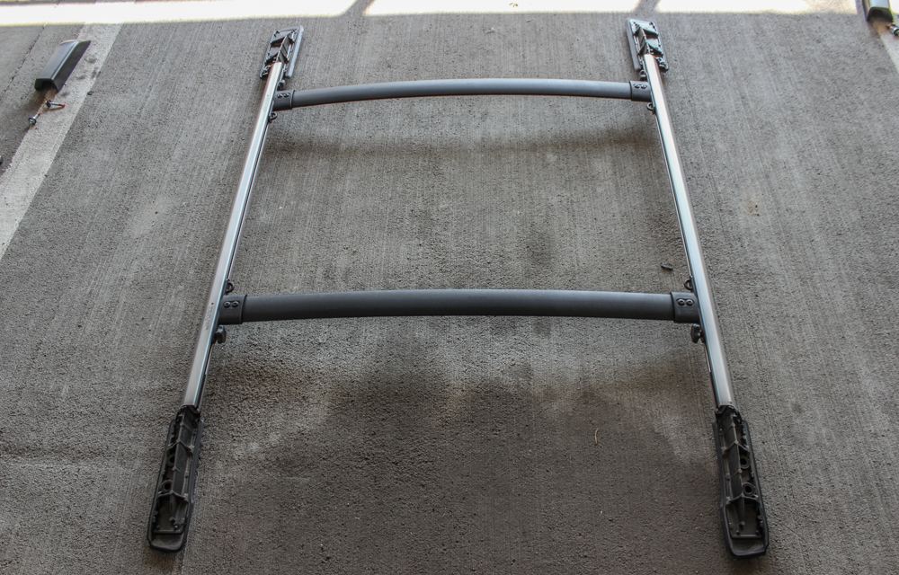 Step 5: Remove Factory Roof Rack