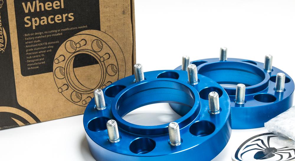 Spidertrax Wheel Spacers 5th Gen 4Runner