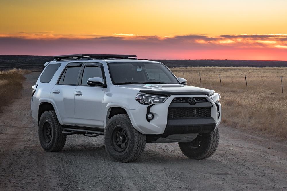 Sunset 4runners Toyota Trail 4runner