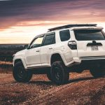 5th Gen 4Runner Rain Guards/ Window Deflector