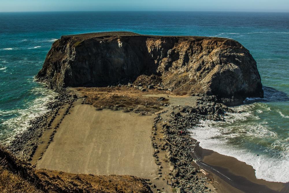 Bodega Bay Sonoma Coast - Goat Rock / Sonoma Coast State Park