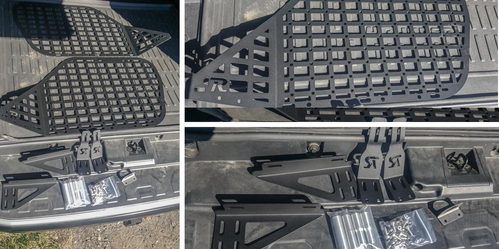 Rago Fab MOLLE Storage Panel (Installation Kit)