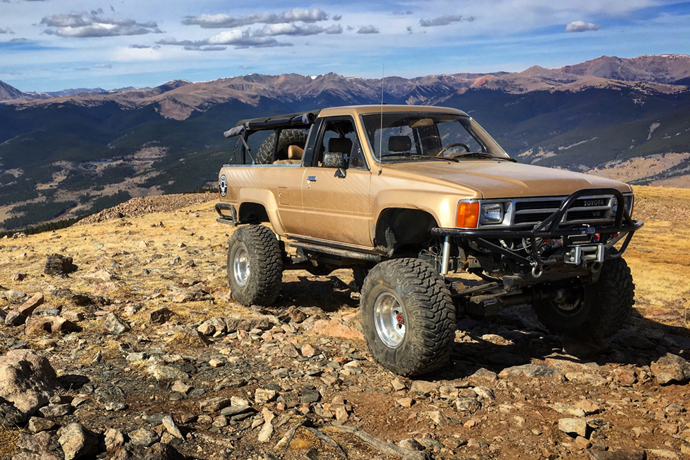 A General Overview of the1st Gen Toyota 4Runner (1984-1989)