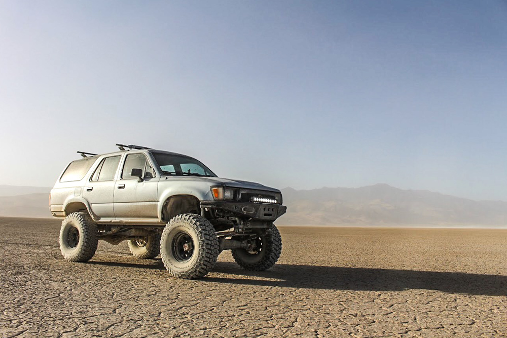 An Off-Road Overview of the2nd Gen Toyota 4Runner (1989-1995)