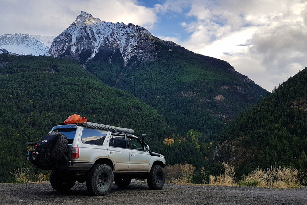 A General Overview of the3rd Gen Toyota 4Runner (1996-2002)