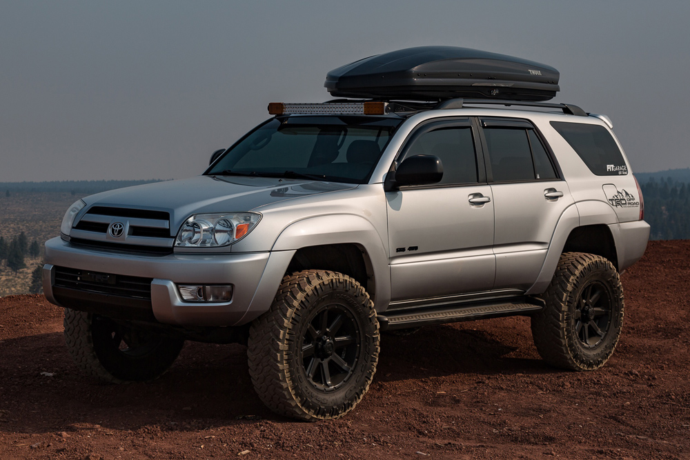 A General Overview of the4th Gen Toyota 4Runner 2003-2009