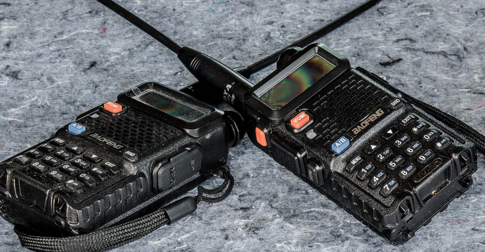 4runner Accessories/Gear/Tools -Boafeng Radios