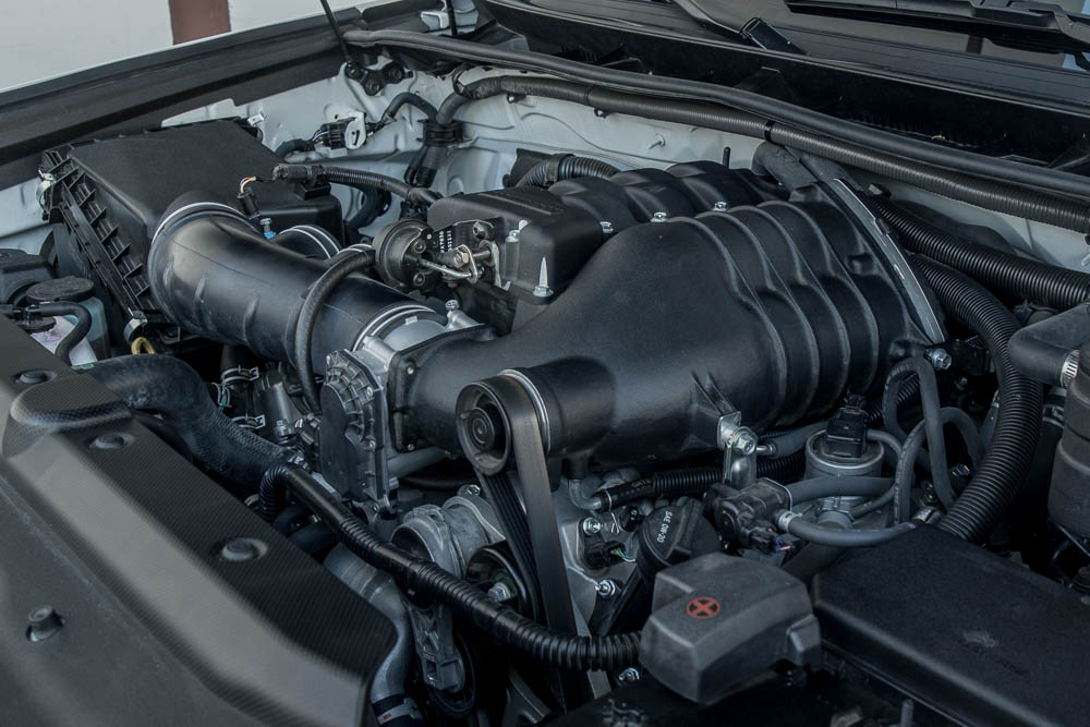 4Runner Supercharger - Magnuson 4Runner Supercharger