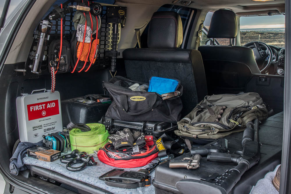 5th Gen 4Runner Off-Road Accessories and Gear