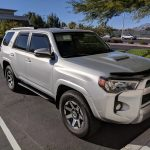 RCI Rock Sliders Install 5th Gen 4Runner