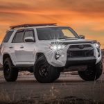 LED High Beam and Low Beam Headlights 4Runner