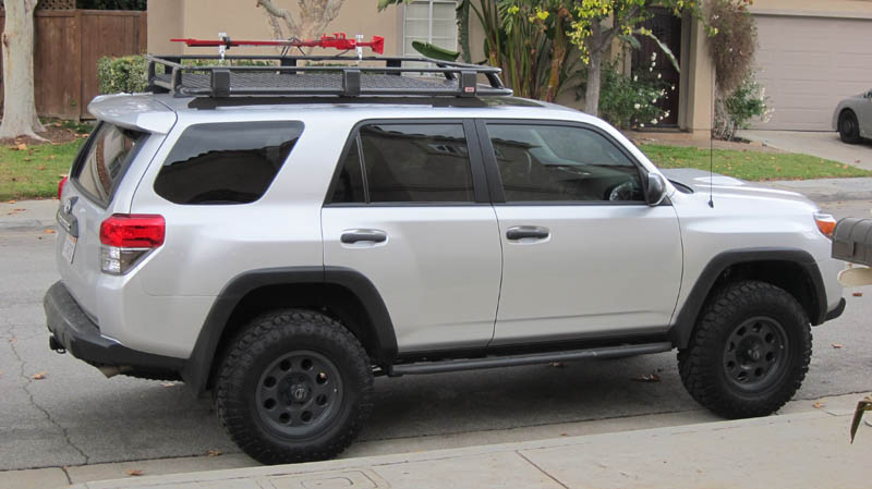 Awesome ARB 4Runner Roof Rack U2013 Full U0026 3/4 Roof Rack Options ($522 1104)