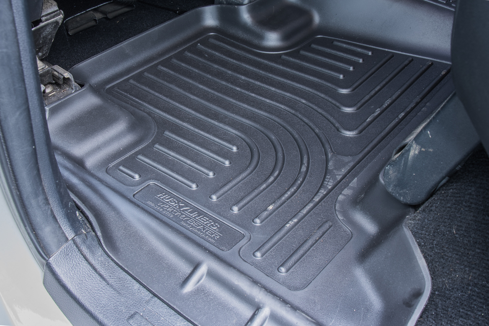 Husky 4Runner Floor Mats Backseat