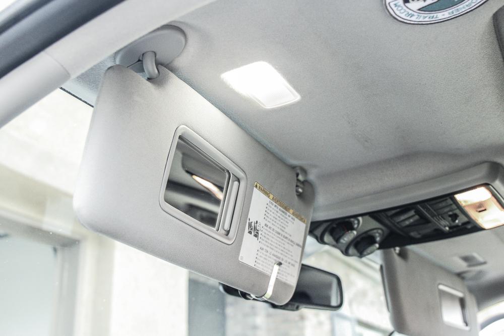 Vanity Visor LED Light Upgrade 5th Gen 4Runner