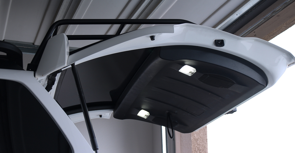 Rear Hatch & Cargo 4Runner LED Lights - Final
