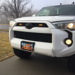 4Runner Amber Marker Lights Review
